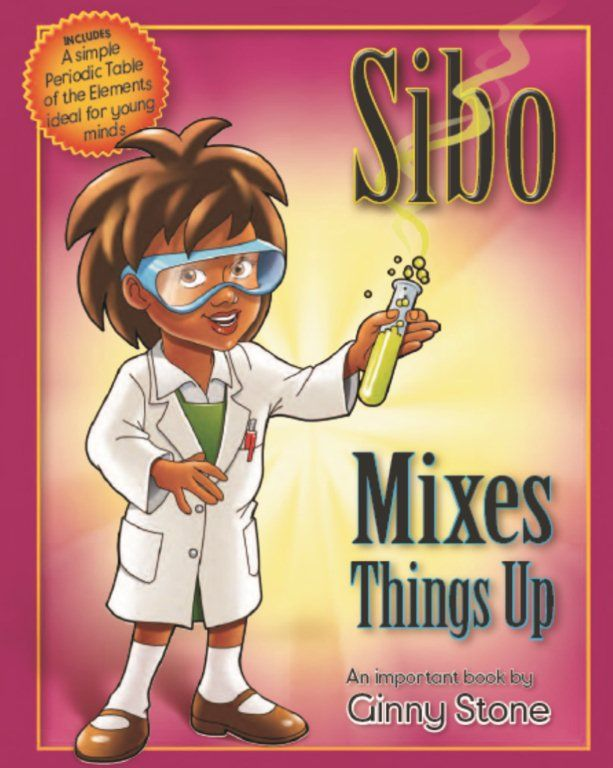 Sibo Mixes Things Up (covers the topic of Chemistry)