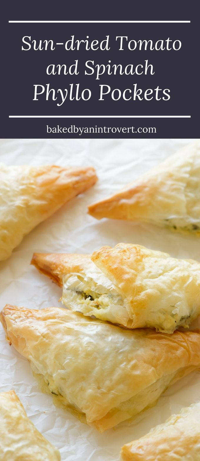 Spinach Calzones With Ricotta And Sun-Dried Tomatoes ...