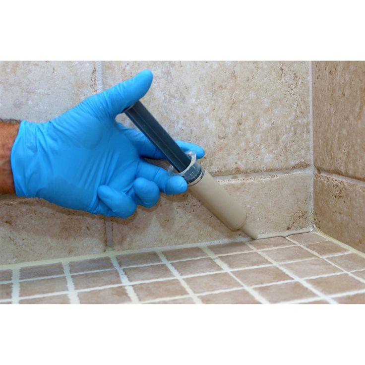 SGA 6 oz Tile Grout Repair Grout, Home repair, Shower floor