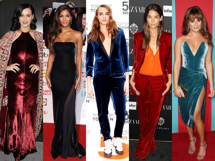 From the red carpet to the high street, everyone's loving velvet. Shop our best buys here: http://lookm.ag/CIMpD2