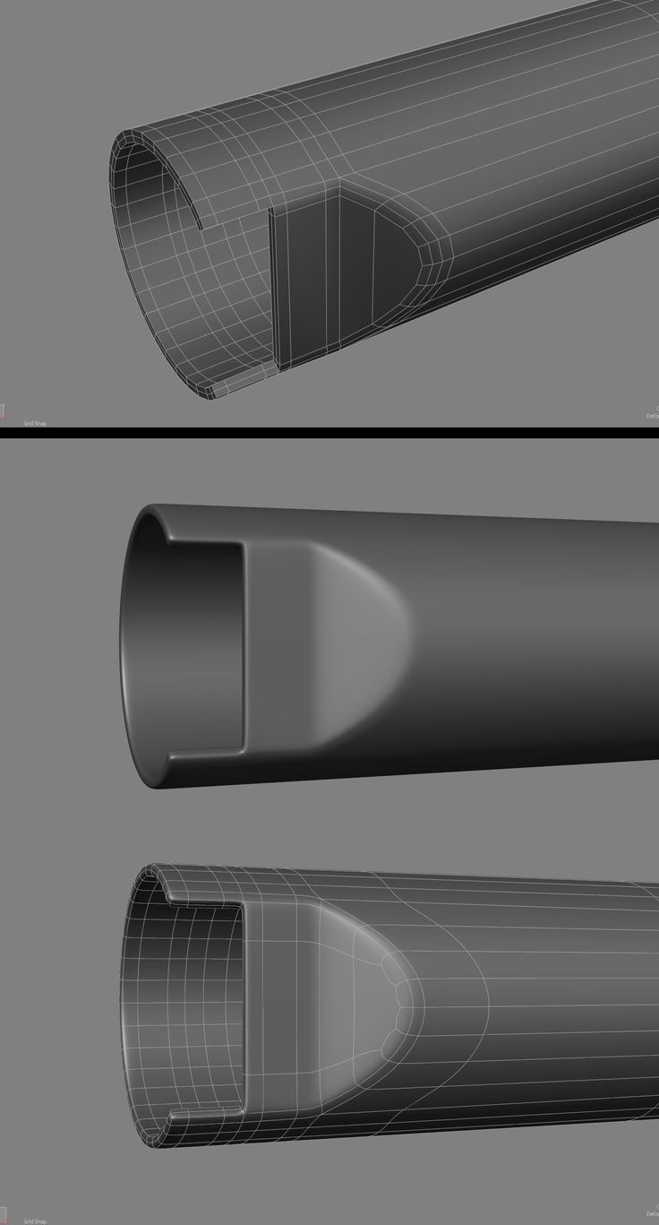 FAQ: How u model dem shapes? Hands-on mini-tuts for mechanical sub-d AKA ADD MORE GEO - Page 206 - Polycount Forum
