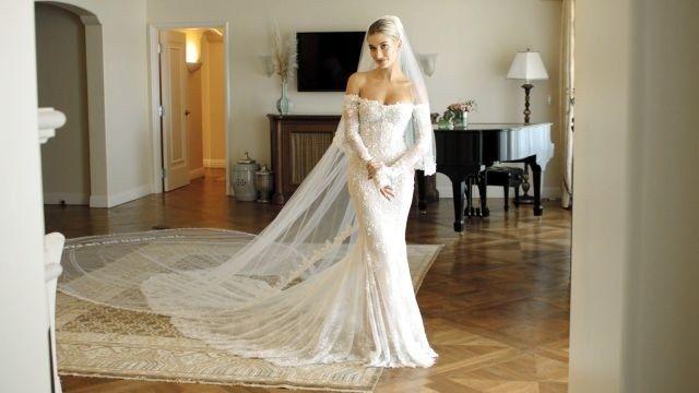 23+ Hailey baldwin wedding dress ideas
