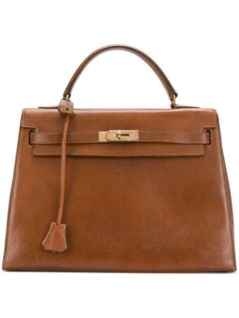 9ac98271fbd9 Hermès Vintage Kelly Sellier bag for  8