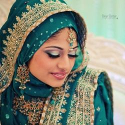 I love the beauty and color of Indian weddings.