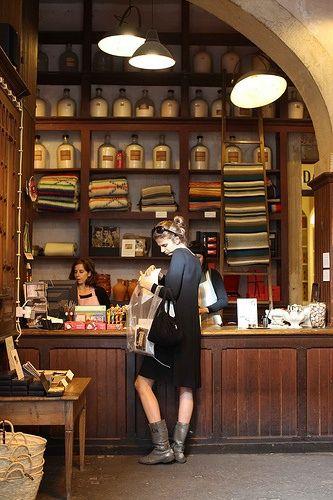 A vida portuguesa, loja vintage - Porto - Portugal