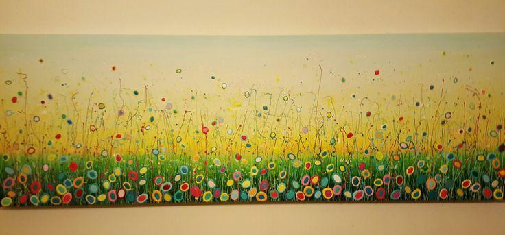 Acryl op doek 50 × 1.50cm