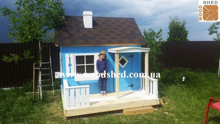 Мечтаете построить дом самостоятельно? 🏡 http://woodshed.com.ua/detskie-domiki/24-detskij-domik-ostapchik.html С #Woodshed это легко!  Абсолютно все проекты нашего интернет-магазина деревянных конструкций мы можем предоставить для 💪самостоятельной сборки💪 заказчиком. Просто выберите подходящий домик или беседку и получите комплект деревянных конструкций зарезанных по размеру и пронумерованных с детальной инструкцией по монтажу.  Начать можно с небольшого детского домика. Спасибо заказчику…