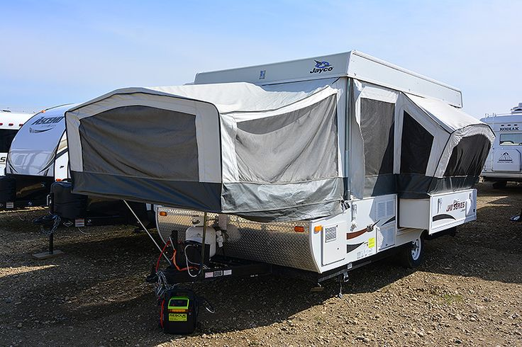 Used 2013 JAYCO 1208 (tent trailer) For Sale | Acheson AB