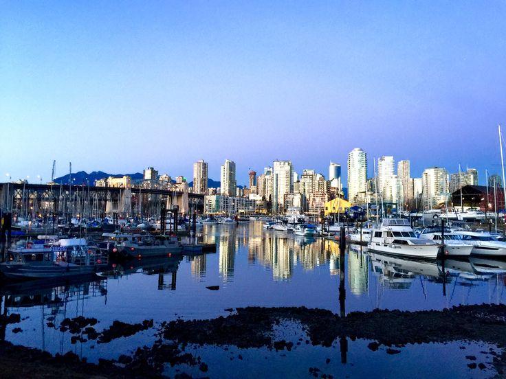 Granville Island. Vancouver, BC. Canada