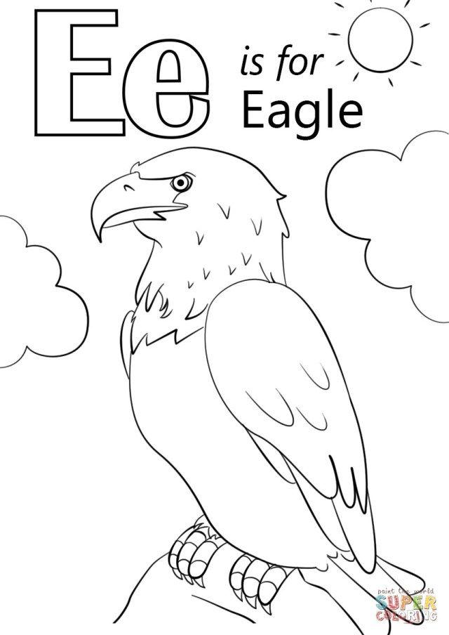 27 Best Image Of Letter E Coloring Page Entitlementtrap Com Abc Coloring Pages Alphabet Coloring Pages Coloring Letters
