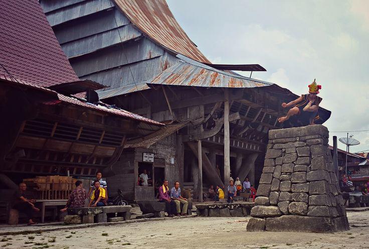 Fahombo Tradisi Unik di Nias Sumatera Utara - Sumatera Utara