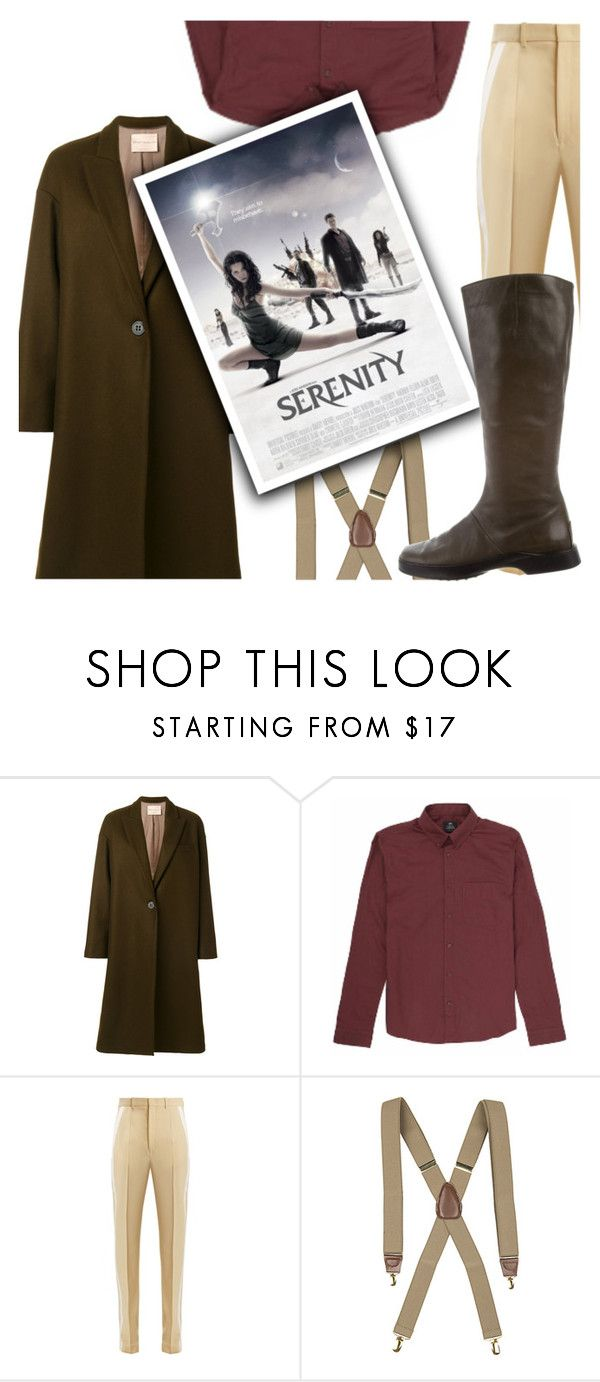 """""""48/50: Serenity (2005)"""" by megan-vanwinkle ❤ liked on Polyvore featuring Erika Cavallini Semi-Couture, Joseph, Dockers, Tod's, polyvoreeditorial and powerlook"""