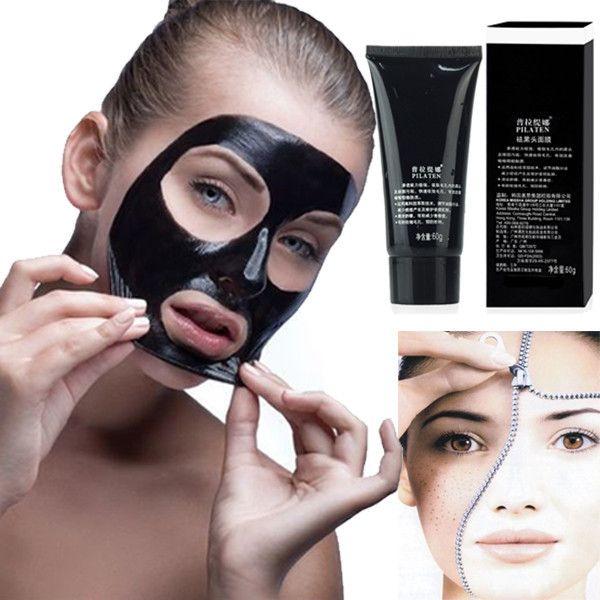 Pilaten Face Cleansing Black Mask.