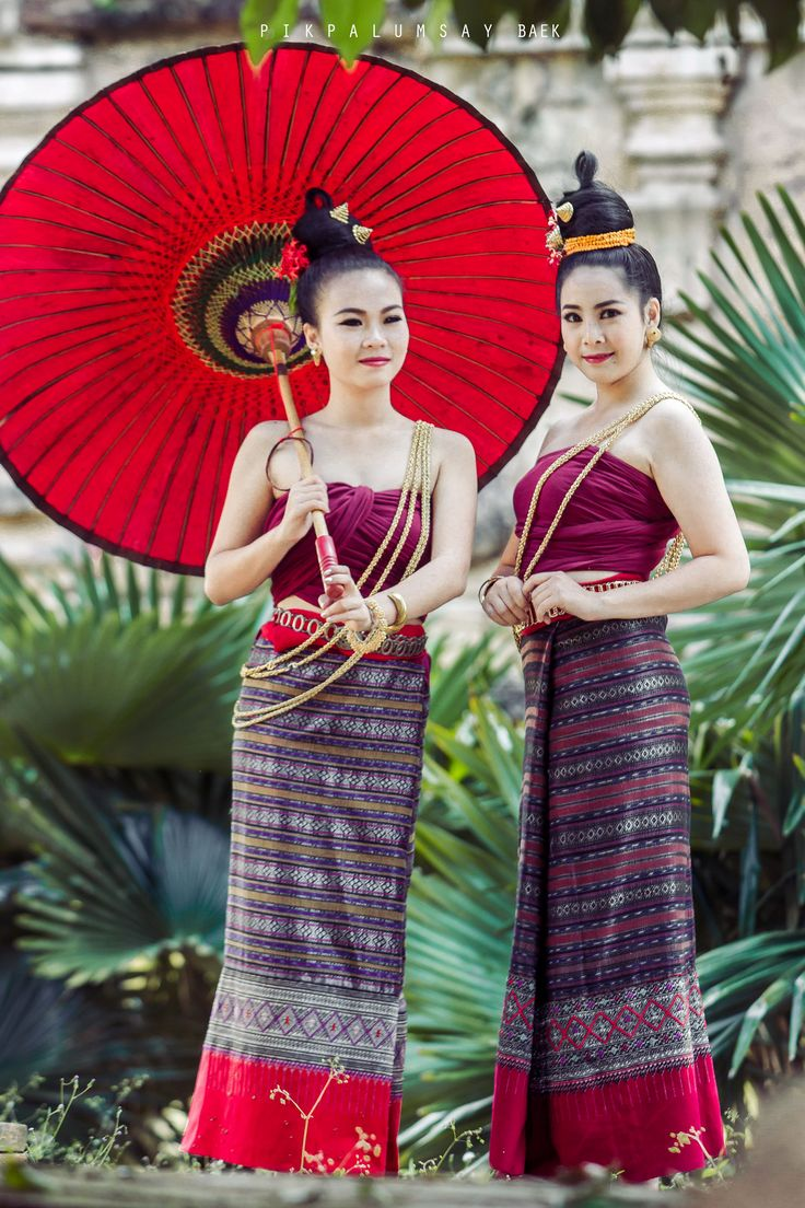 Thai Lanna (North) Traditional Style