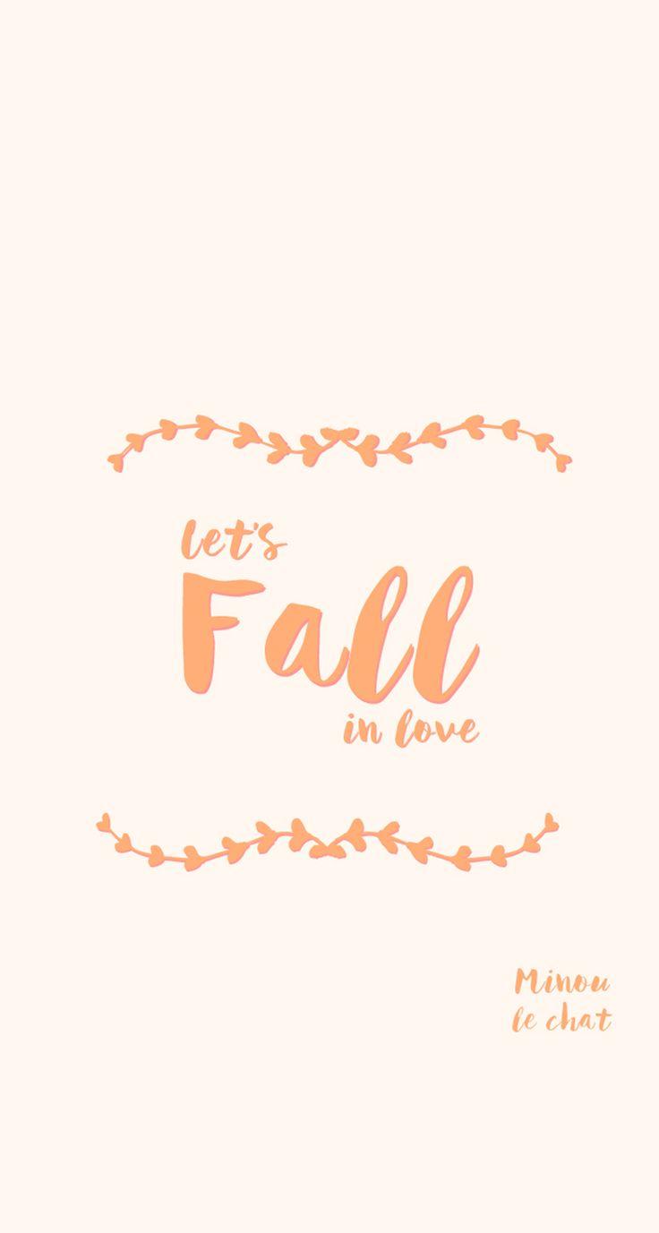 Autumn Fall Leaves Iphone Lock Wallpaper Panpins Iphone