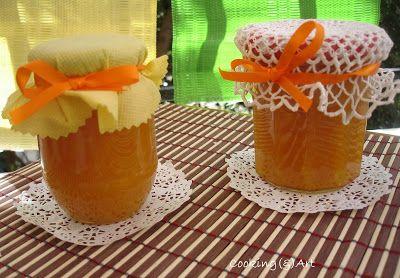 Μαρμελάδα πορτοκάλι !