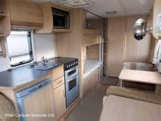 Coachman Amara 640/6 Twin Axle (20, 6 Berth, (2009) Used - Good condition Touring Caravans for sale
