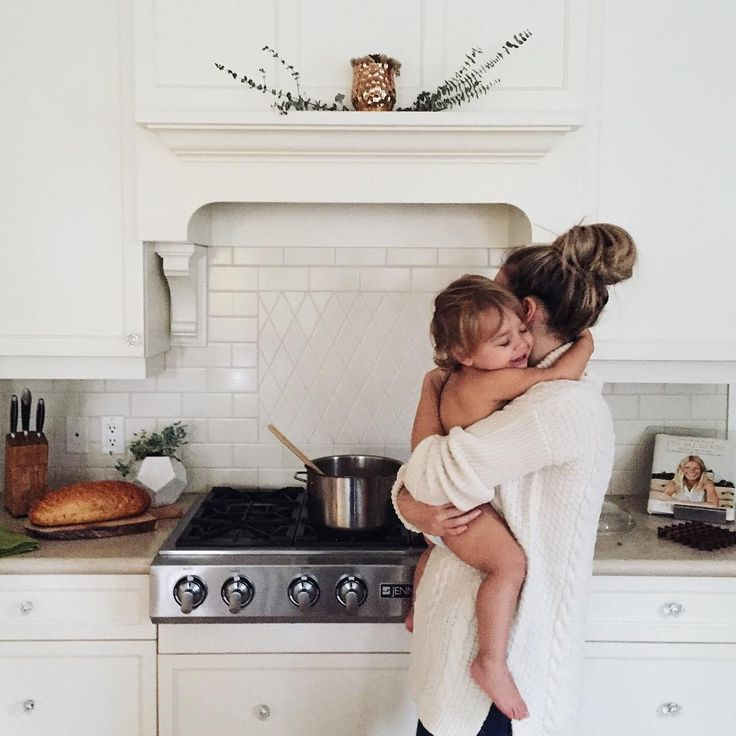 """she's cute, right? but she insists i make dinner every night with her firmly planted on my hip. i love all the sweet cuddles, but it takes me twice as…"""