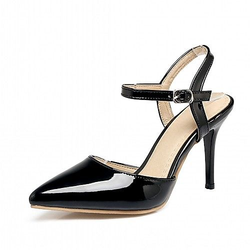 Women's Heels Comfort Novelty Club Shoes Formal Shoes Leatherette PU Summer Fall Casual Outdoor Office & Career Dress Party & Evening - USD $34.99 ! HOT Product! A hot product at an incredible low price is now on sale! Come check it out along with other items like this. Get great discounts, earn Rewards and much more each time you shop with us!