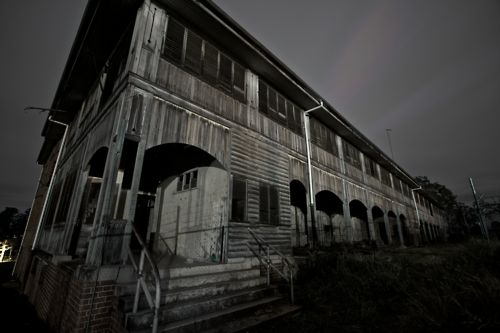 Wolston Park Mental Asylum in Ipswich in Queensland, Australia.(photo + submission by liamodonnell) I'd heard about this from friends who'd been there or heard of it so I decided to see it for myself. This place had a very sinister aura about it, it felt like you were being watched as soon as you entered it's grounds.