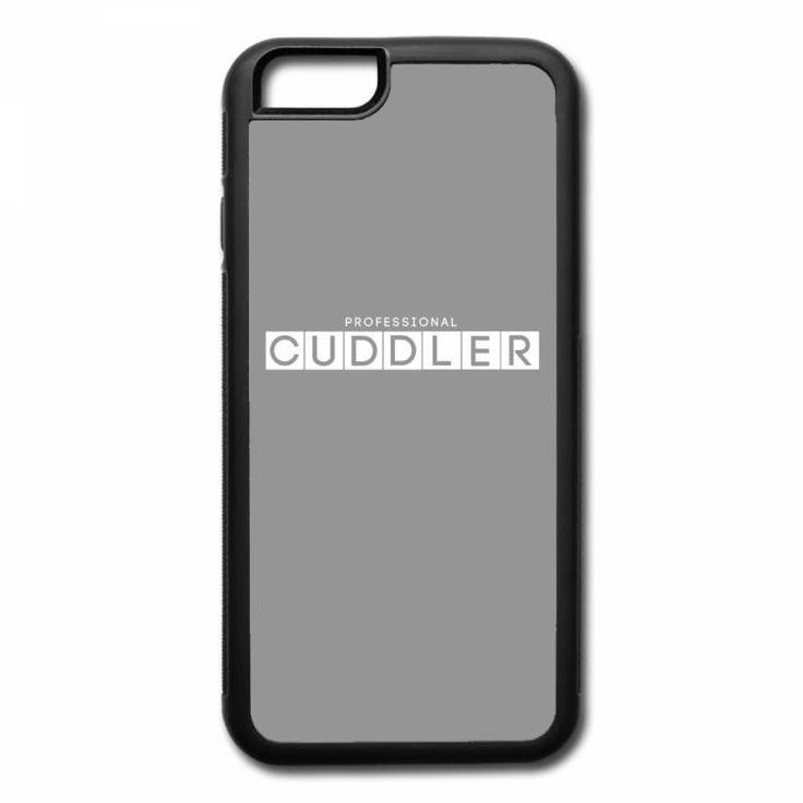 professional cuddler iPhone 7 Case