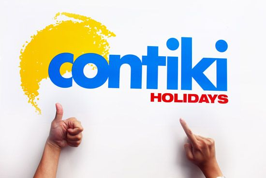 Go on a Contiki Tour - YET TO DO!