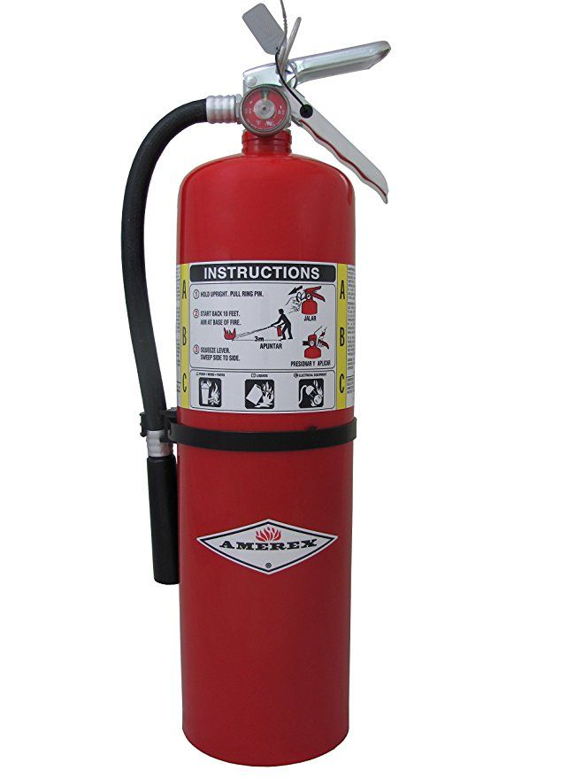 10lb Abc Dry Chemical Class A B C Fire Extinguisher Car Fire Extinguisher Fire Extinguisher Extinguisher