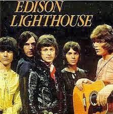 http://hits-of-the-70s.blogspot.com/2013/10/in-1970s-edison-lighthouse.html The group was named after a lighthouse in Cornwall and was fronted by the man who seemed to be singing on every record in the early 1970s. He was Tony Burrows.