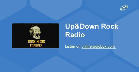 Hallgass Up&Down Rock Radio onlineMa: Régi rock slágerek az Up&Down rock rádióban Today:Old rock hits in the Up&Down rock radio.