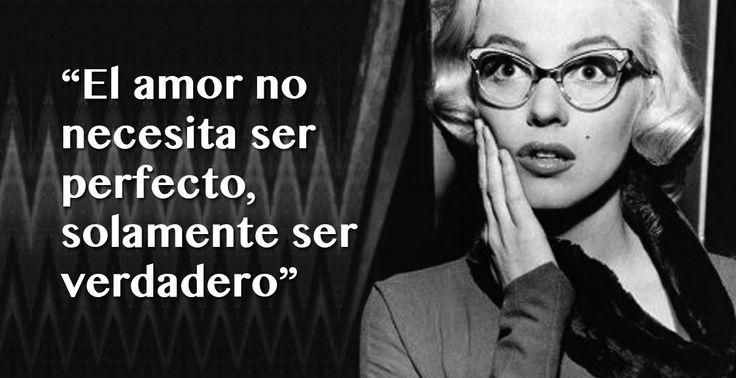 25 frases de Marilyn                                                                                                                                                      Más
