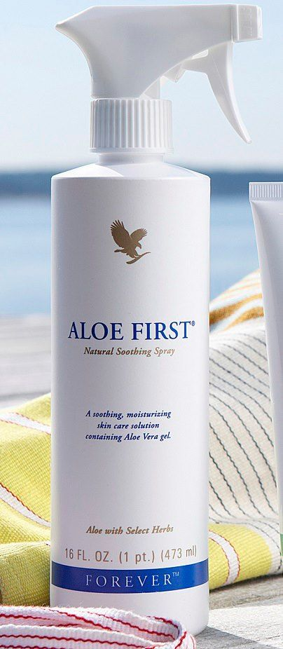 Aloe First voor na het zonnen, snijwonden en schaafwonden! Moet eigenlijk in iedere EHBO kit! https://shop.foreverliving.com/retail/entry/Shop.do?store=NLD&language=nl&distribID=310002057252