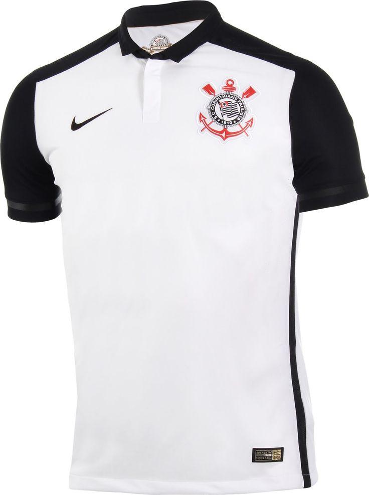 Corinthians 2015-16 Kits Revealed - Footy Headlines