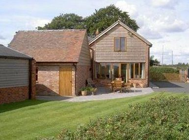 The Barn, Beechcroft, Stonehall, Kempsey, Worcestershire, England. Self Catering Holiday Cottage. UK Travel.