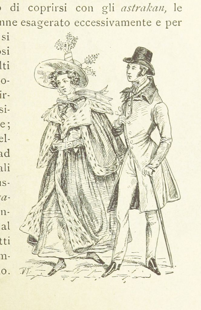 Image taken from page 301 of 'Tempi andati. Pagine della vita triestina, 1830-1848, etc. [With plates.]' | by The British Library