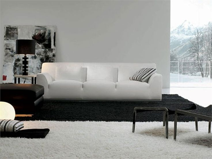 Upholstered Polyurethane Sofa Madison Collection By ALIVAR | Design Giuseppe  Bavuso