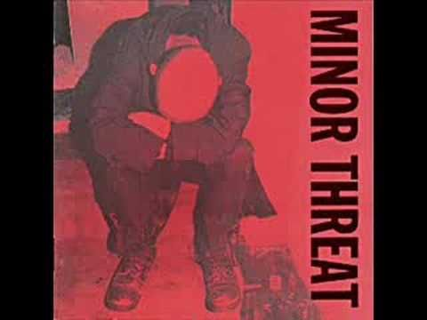Minor Threat - 'Steppin' Stone.' One Friend in LA posted via Facebook. Someone I don't know whatsoever typed at YouTube: 'Definatly beats the HELL out of The Monkeys!'
