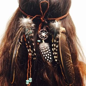 A Little Market boutique Indies Hair - indien, Hair, inspiration, cheveux, Hairstyle, bohemian, boho, plumes, feathers, Hairstyle, cheveux, indies, accessoire, accessories, Hair, indienne, coiffe, naturelle, attrapeurs, dream, catcher, rêves, stone, gemmes, gemme, handmade, original, spring, summer, glamour, beauty, glamourous, boheme, bohème