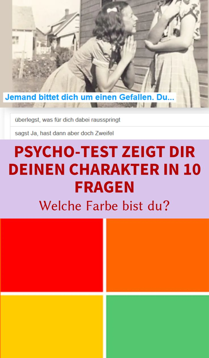 Psychotest Online
