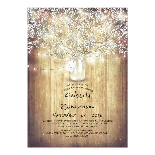 1975 best bridal shower invitations images on pinterest, Baby shower invitations