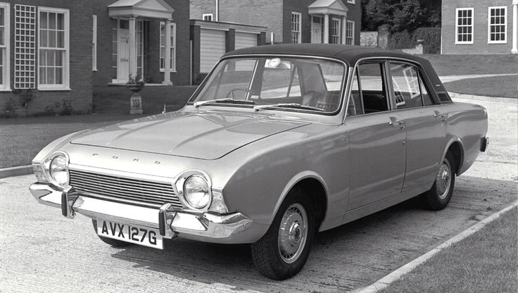 "1969 Ford Corsair 2000E. Having had immense success with the Cortina 1600E, Ford attempted to make the slow selling Corsair more attractive by producing an ""executive"" model"