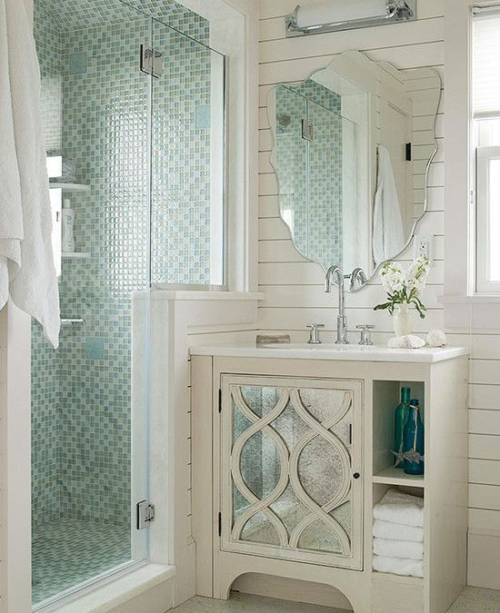 How To Get More Space In A Small Bathroom