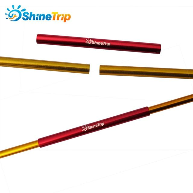 4pcs Length 13cm Tent Emergency Pole Aluminum For Diameter 8 5mm Awning Rod Camping Tent Repair Tube Tool Review Tent Accessories Tent Poles Aluminum Awnings