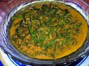Resep Gulai Pakis (Padang, Sumatra Barat) | Aneka Masakan ...
