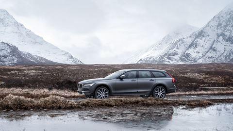 V90 Cross Country | Volvo Car Sverige