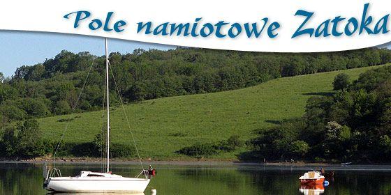 Pole namiotowe ZATOKA - Lesław Kozdęba