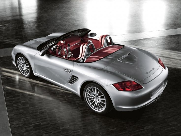 Porsche Boxster S Rs 60 Spyder Limited Edition 987 2008
