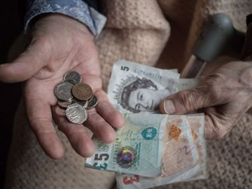 Pensioners relying on state pensions hits 20 year high