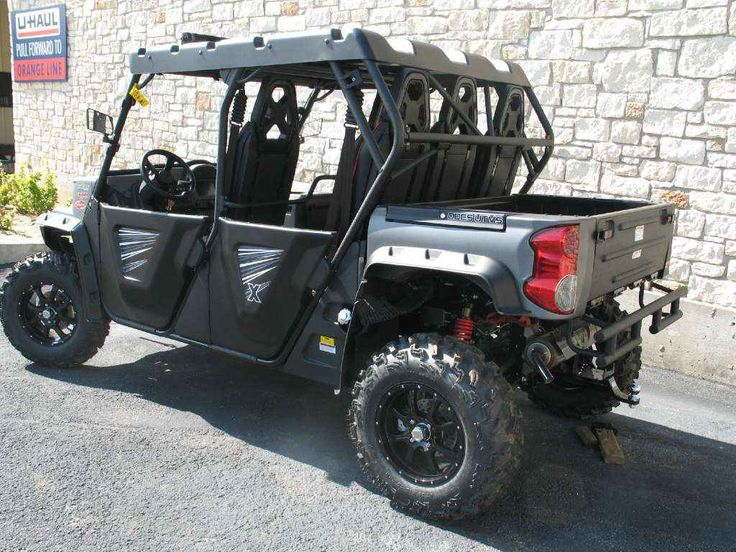 New 2017 Odes DOMINATOR X 4 SEATER ZEUS LT ATVs For Sale in Texas.