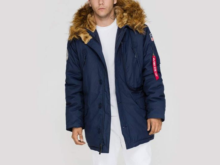 Alpha Industries Cold Weather Jacket | Polar Jacket Article no. 123144 The Polar Jacket is yet another entry in Alpha Industries' long-standing squad of cold weather jackets. Its name indicates the level of protection it offers from...