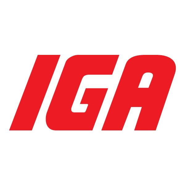 Find AQUAhydrate across selected IGA Stores